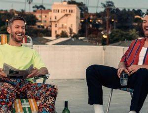"""Ο Βρετανός μουσικός παραγωγός και DJ Calvin Harris συνεχίζει να """"αναστατώνει"""" τις ραδιοφωνικές συχνότητες -και όχι μόνο με το νεο του single """"Promises"""""""