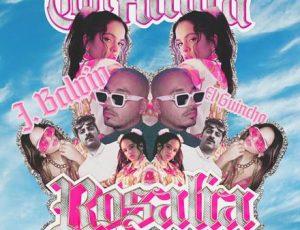 Με τον διεθνή μουσικό τύπο να αποθεώνει κάθε της νέα κυκλοφορία … Το 2019 βρίσκει την νεαρή ROSALÍA να συνεργάζεται με τον απόλυτο viral latin superstar J Balvin και τον El Guimcho στο εκρηκτικό Con Altura.
